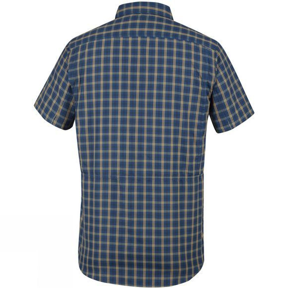 Columbia Mens Silver Ridge 2.0 Multi Plaid Short Sleeve Shirt Carbon Gingham