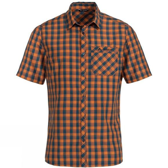 Vaude Men's Sonti Shirt III Orange Madder