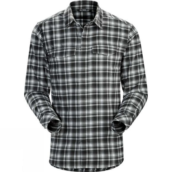 Arc'teryx Mens Gryson Long Sleeve Shirt Pitch