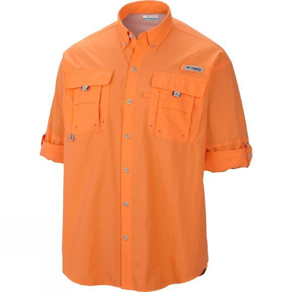 Columbia Men's PFG Bahama II Long Sleeve Shirt Jupiter