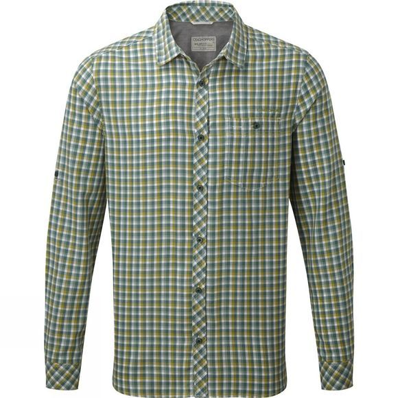 Mens Claude Long Sleeve Shirt