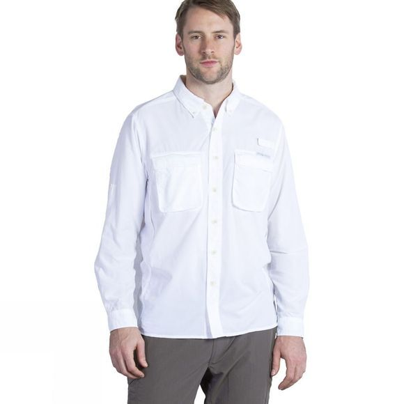 Mens Air Strip Long Sleeve Shirt