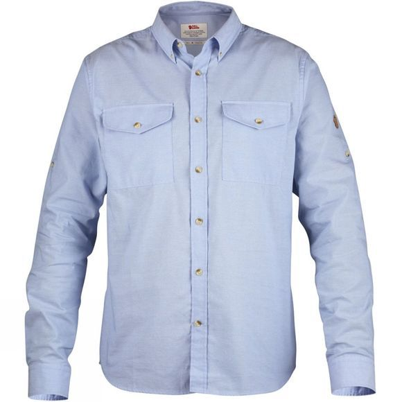 Mens Övik Chambray Shirt
