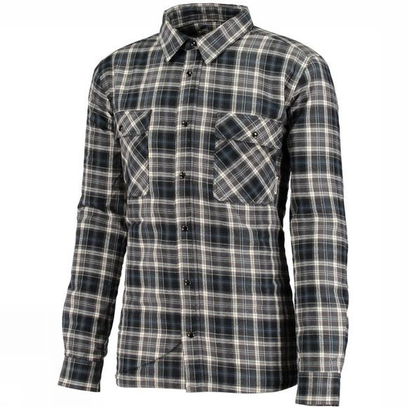 Mens Flannel Padded Shirt