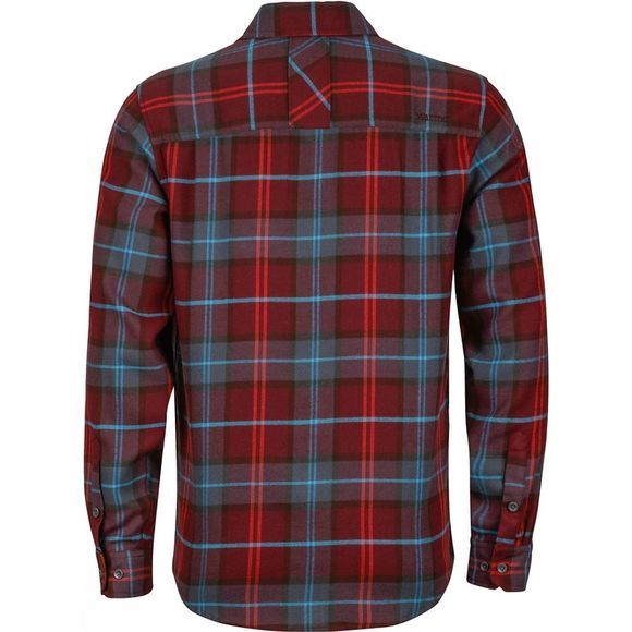 Mens Anderson Flannel Long Sleeve