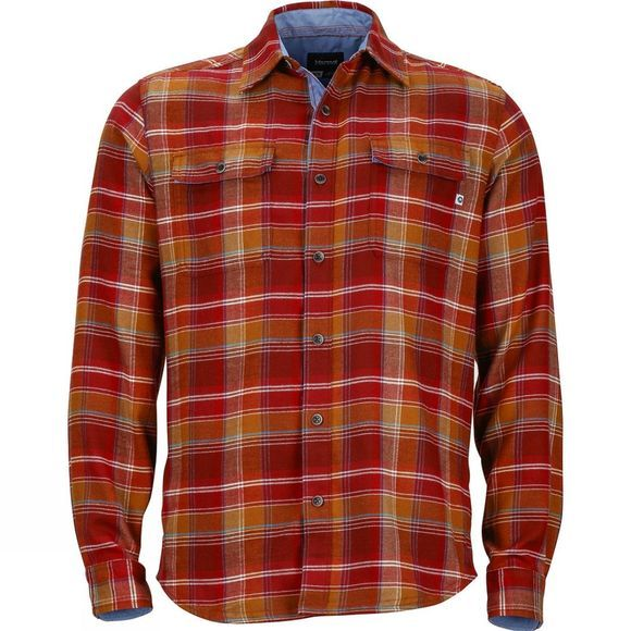 Mens Jasper Flannel Long Sleeve