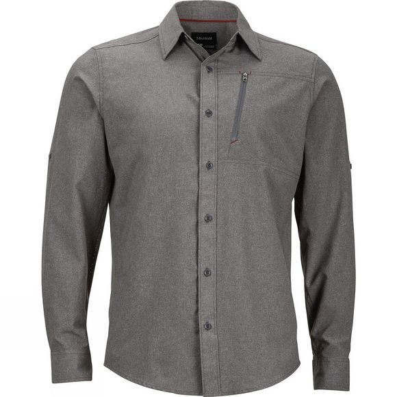 Mens Boreas Long Sleeve Top