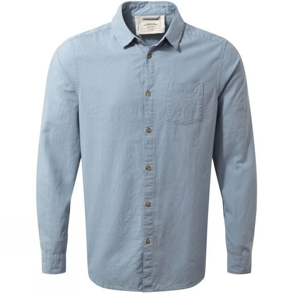 Mens Porter Long Sleeve Shirt