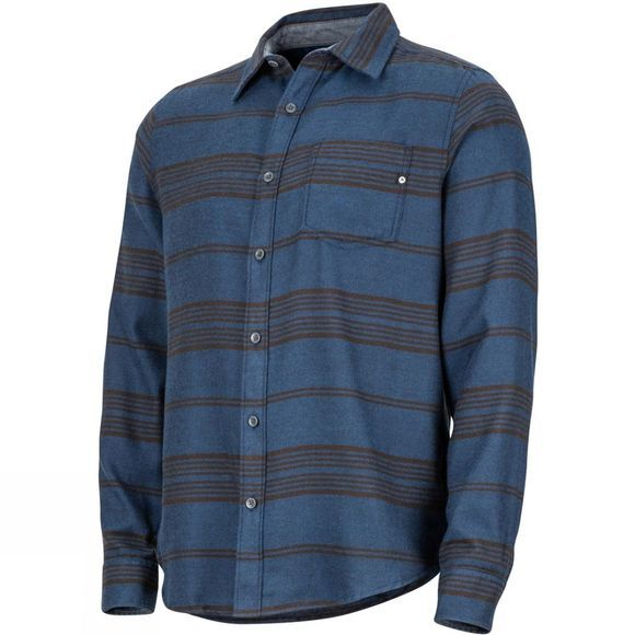 Mens Fairfax Midweight Flannel Long Sleeve Shirt
