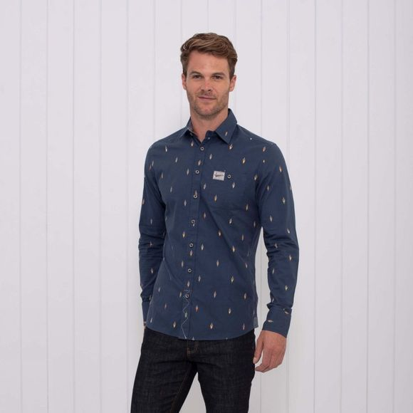Mens Printed Bike Shirt
