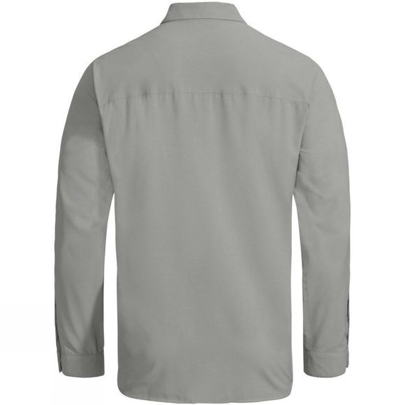 Vaude Men's Rosemoor LS Shirt Dove