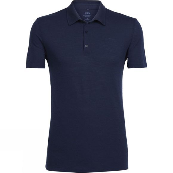 Mens Intrepid Short Sleeve Polo