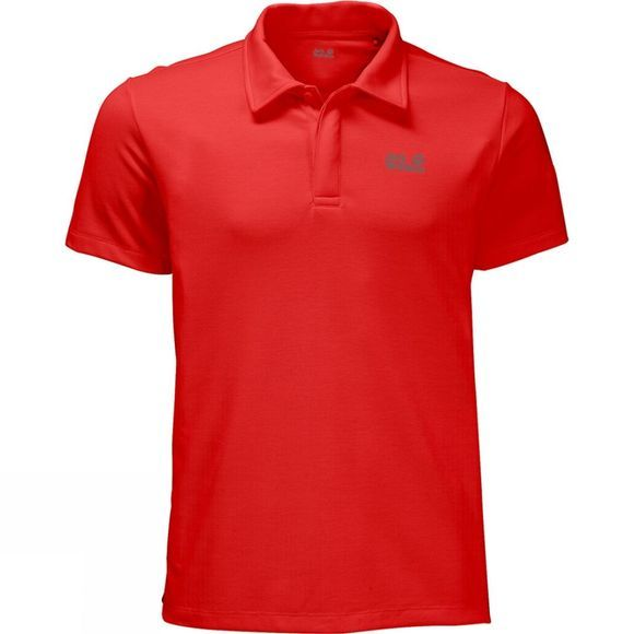 Mens Three Towers Polo