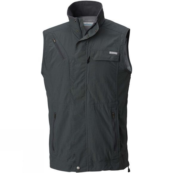 Mens Silver Ridge II Vest