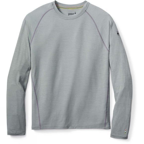 Mens Merino 150 Baselayer Pattern Long Sleeve