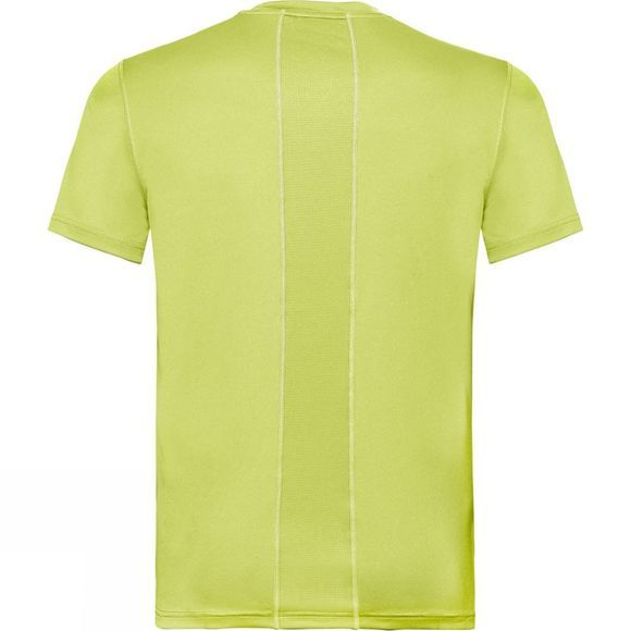 Odlo Mens Ceramicool Element T-Shirt Sunny Lime