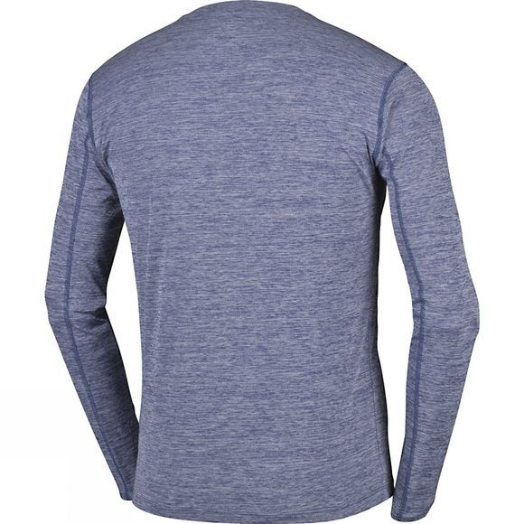 Columbia Men's Zero Rules Long Sleeve Shirt Carbon Heather