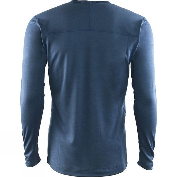 Haglofs Men's Actives Blend Roundneck Blue Ink