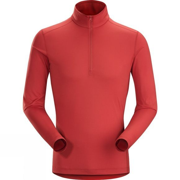 Men's Phase SL Long Sleeve Zip Neck