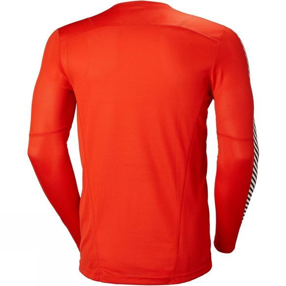 Helly Hansen Mens Lifa Crew Grenadine