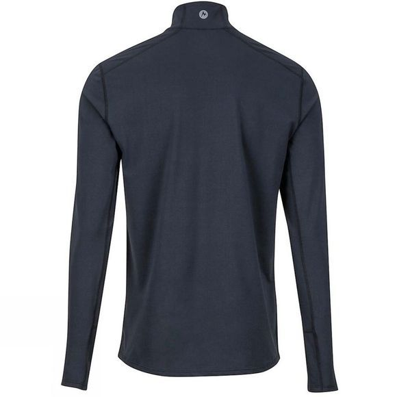 Mens Midweight Harrier 1/2 Zip Long Sleeve Top