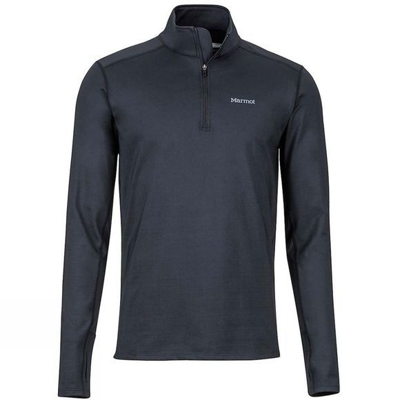 Mens Heavyweight Morph 1/2 Zip Long Sleeve Top