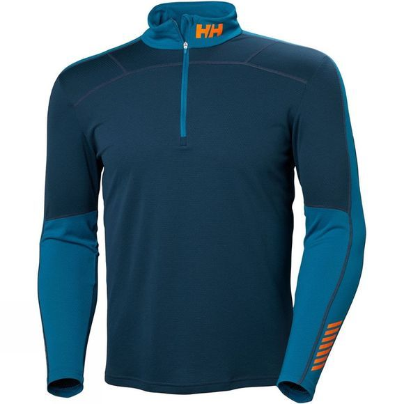 Mens Lifa Active 1/2 Zip Long Sleeve Top