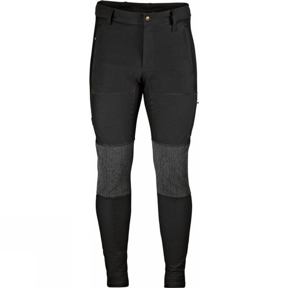 Fjallraven Mens Abisko Trekking Tights Black