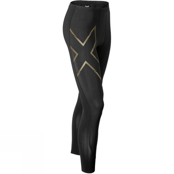 2XU Men's Elite MCS Thermal Compression Tight Black/Gold