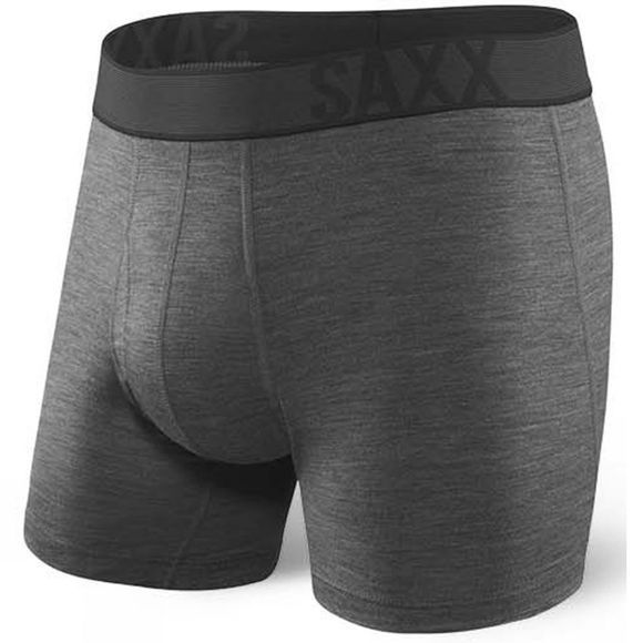 Saxx Mens Blacksheep Boxers Charcoal Heather