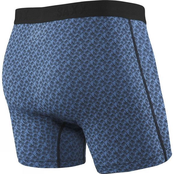 Mens Platinum Boxers with Fly