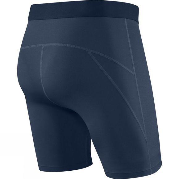 Saxx Mens Thermo-Flyte Long Leg Boxers with Fly Navy