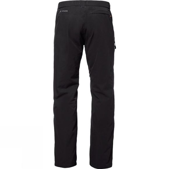 Vaude Mens Craigel Padded Pants Black