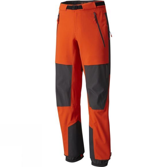 Mountain Hardwear Mens Cyclone Pants State Orange