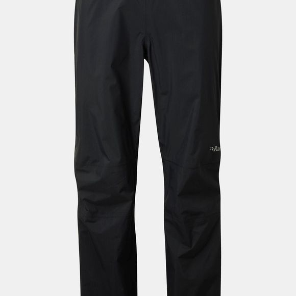 Rab Mens Downpour Plus Pants Black