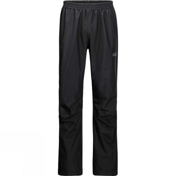 Jack Wolfskin Mens River Road Pants Black