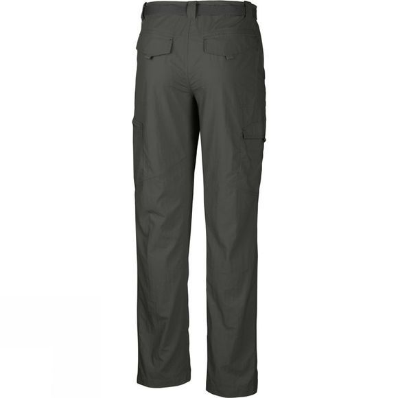 Columbia Mens Silver Ridge Cargo Pants Gravel