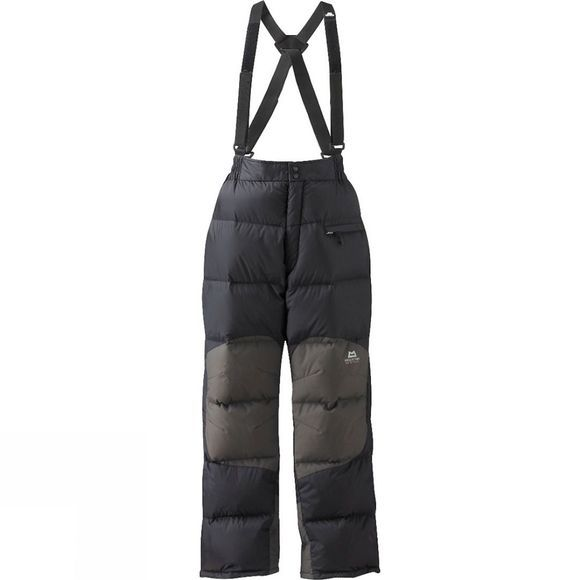 Mountain Equipment Mens Lightline Pants Black/Grey lininig