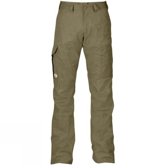Fjallraven Mens Karl Trousers Savanna