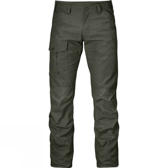 Fjallraven Mens Nils Trousers Mountain Grey