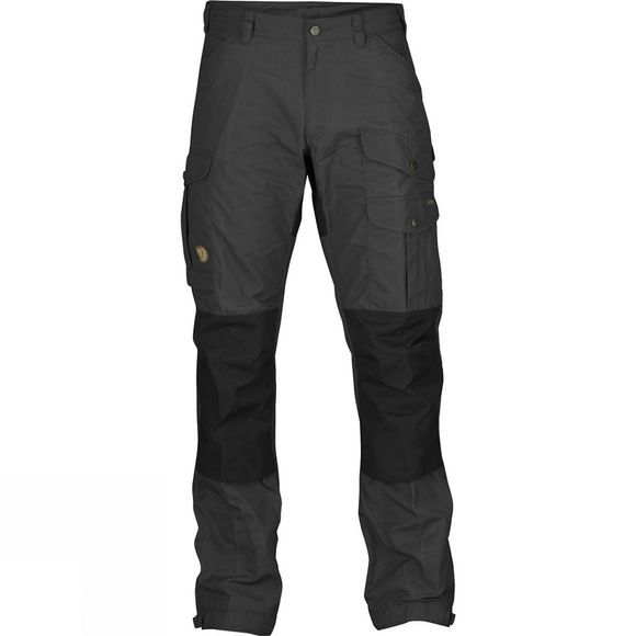 Fjallraven Mens Vidda Pro Trousers Dark Grey/Black
