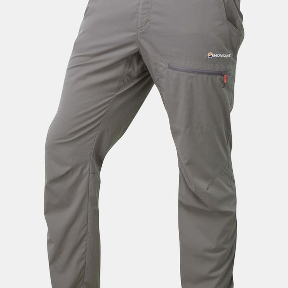 Montane Mens Terra Pack Pants Mercury