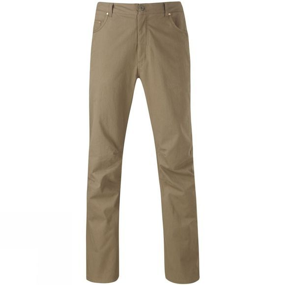 Rab Mens Offwidth Pants French Mustard