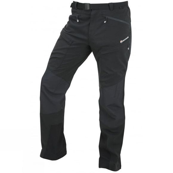 Montane Mens Super Terra Pants Phantom/Black