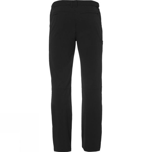 Vaude Mens Farley Stretch Pants II Black