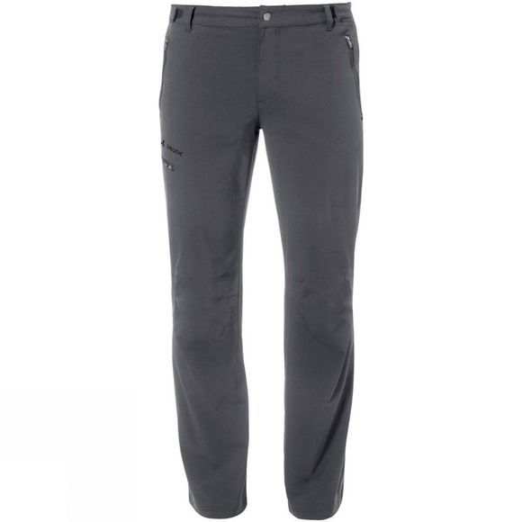 Vaude Mens Farley Stretch Pants II Iron
