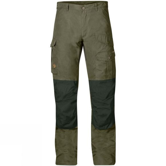 Fjallraven Mens Barents Pro Trousers Laurel Green/ Deep Forest