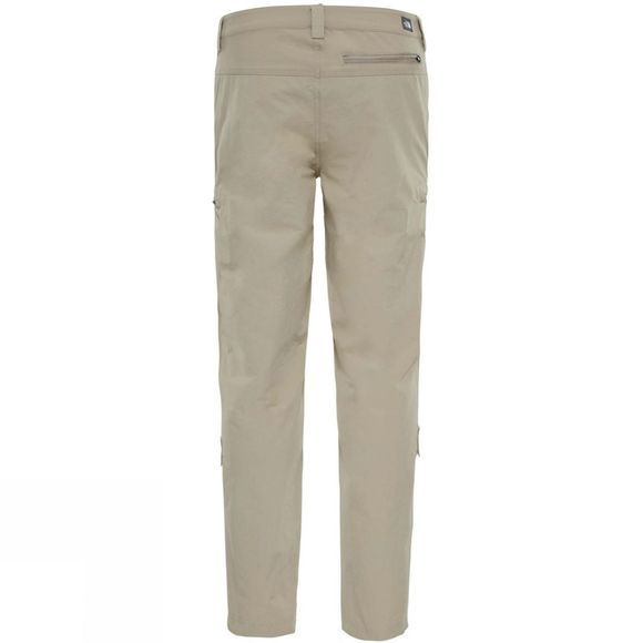 The North Face Mens Exploration Pants Dune Beige