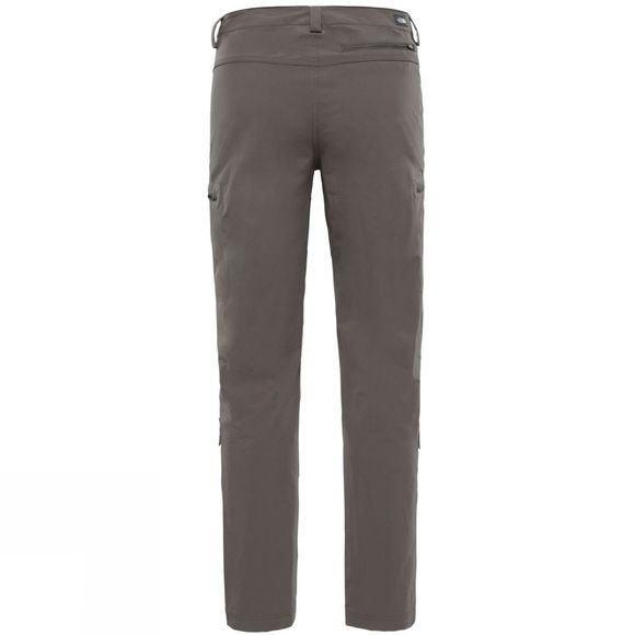 The North Face Mens Exploration Pants Weimaraner Brown