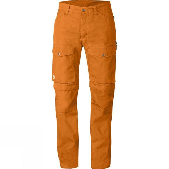 Fjallraven Men's Gaiter Trousers No. 1 Burnt Orange